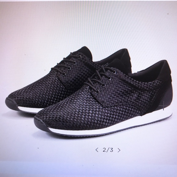f3c22bb2ec05 Vagabond Shoes   Kasai Black Textile Sneakers   Poshmark